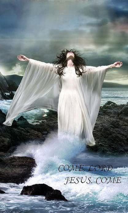 teruah-dancer's Bucket / bride of Christ