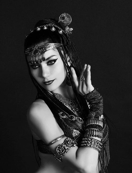 Bellydance- Tribal look