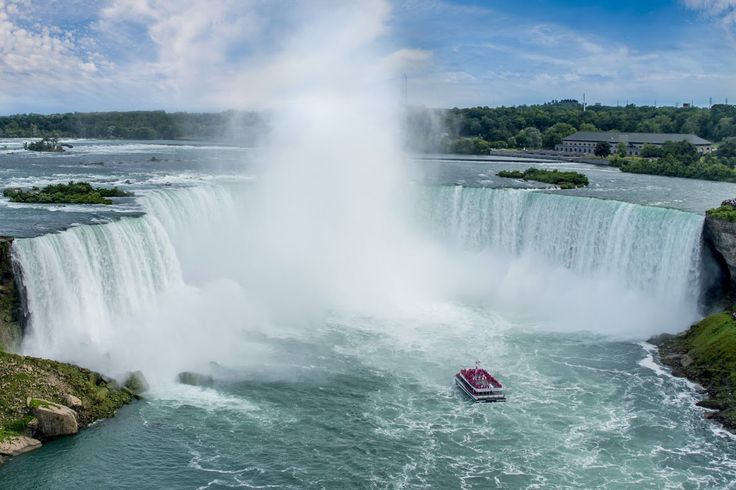 Hornblower Niagara Cruises in Niagara Falls Canada is the NEW legendary boat tour replacing the Maid of the Mist on the Canadian side. Cruise Niagara on Niagara Wonder and Niagara Thunder for an up…