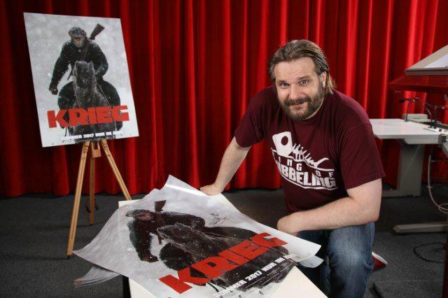 """YouTuber Gronkh als Synchronsprecher in """"Planet der Affen: Survival"""""""