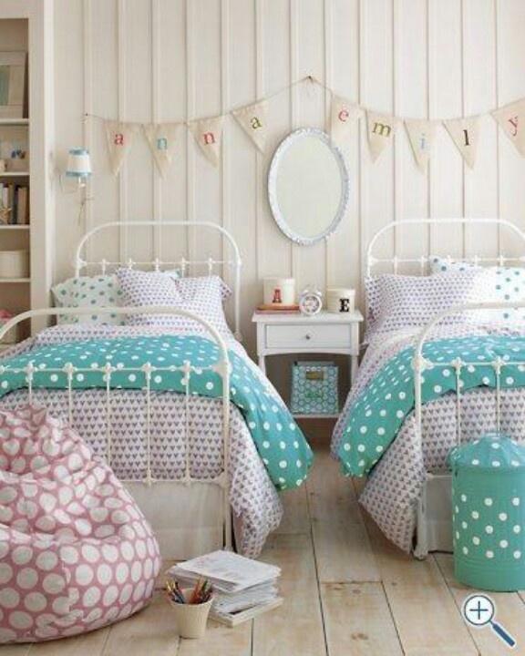 Lovely girls room..