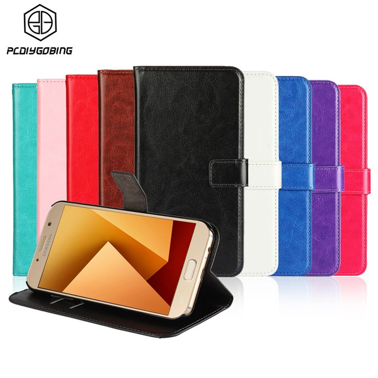 >> Click to Buy << Luxury Wallet Stand Phone Cover Top Retro PU Leather Case For Samsung Galaxy S3 Neo S4 mini S5 Duos A3 A5 A7 2017 2016 Grand #Affiliate