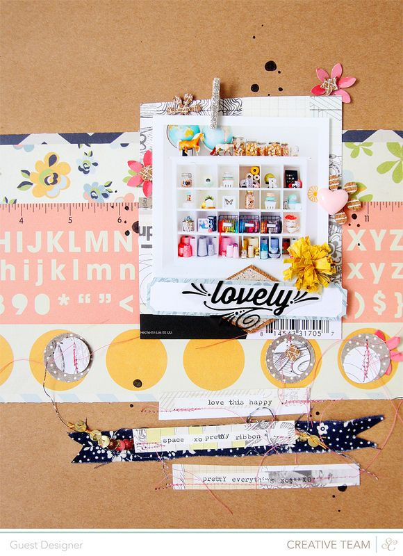 Blog: Lovely | Deebee Ruiz - Scrapbooking Kits, Paper & Supplies, Ideas & More at StudioCalico.com!