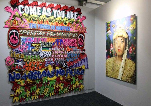 A Visual Round-up of Cape Town Art Fair 2015 - http://10and5.com/2015/03/02/a-visual-round-up-of-cape-town-art-fair-2015/