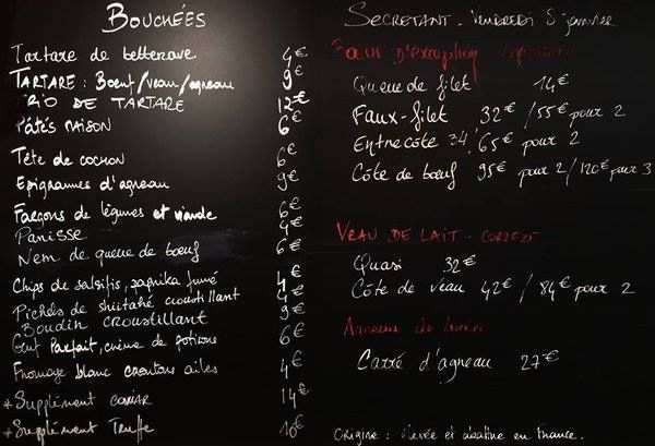 Meat me #Ethical @HugoDESNOYER !  Some kind of perfection at amazing #French #butcher #restaurant: need a booking?