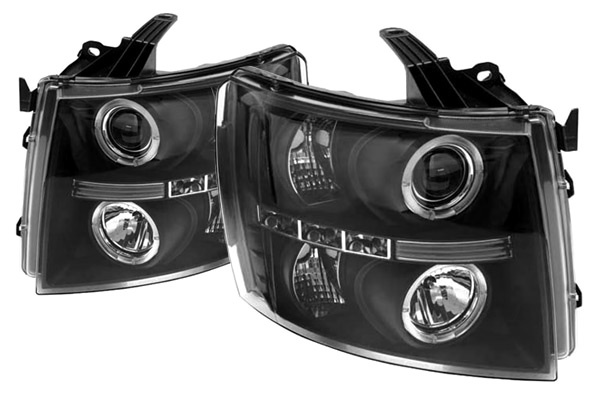 Aftermarket Headlight