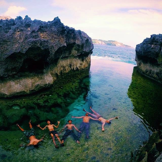 Angel's Billabong, Kolam Renang Alami Yang Sebenarnya Adalah Muara Sungai!