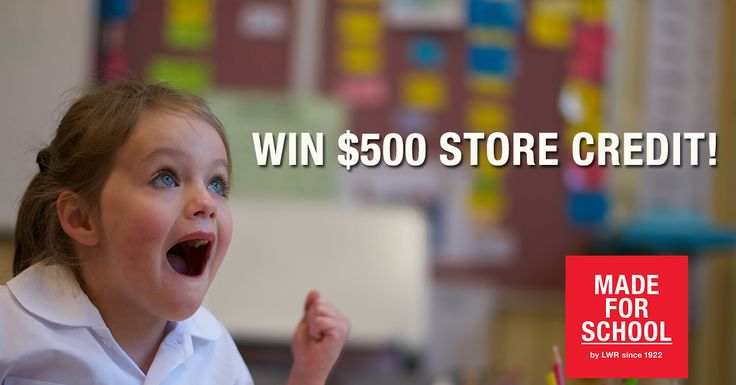 Spend $90 with us for your chance to win $500 in-store credit - Natalie