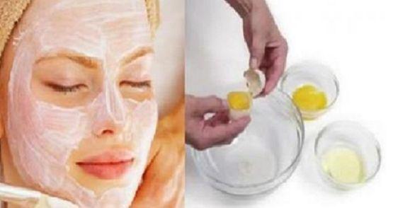 Det stramar åt huden bättre än Botox: Den här ansiktsmasken med bara 3 Ingredienser får dig att se 10 år yngre ut!