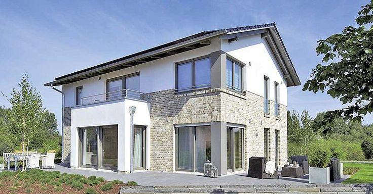 Viebrockhaus Edition 425 WOHNIDEE-Haus - Familienhaus zum Wohlfühlen, #viebrockhaus #wohnidee-häuser #edition 425 wohnidee-haus