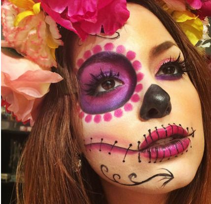 3 Fa Ons De Se Maquiller Pour L 39 Halloween Halloween Costumes And Halloween Makeup