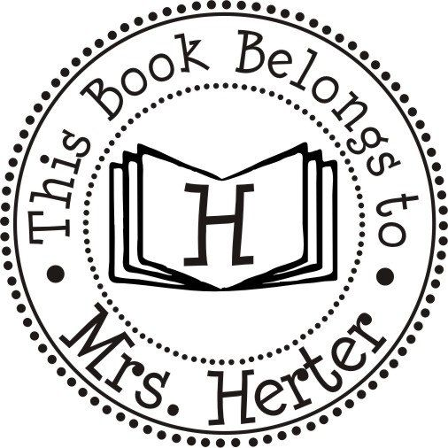 Hey, I found this really awesome Etsy listing at http://www.etsy.com/listing/88597487/this-book-belongs-to-custom-rubber-stamp