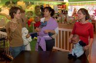 Choisir un porte-bébé - l'écharpe tissée - Vidéo