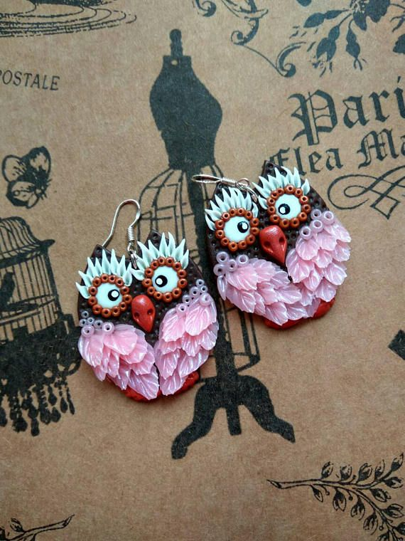 Check out this item in my Etsy shop https://www.etsy.com/ru/listing/522775488/handmade-earrings-polymer-clay-earrings