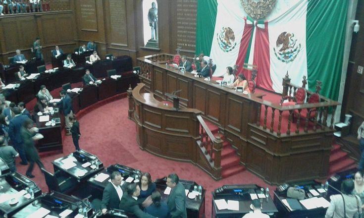 El pleno de la 73 Legislatura aprobó reformar y derogar diversas disposiciones del Código Electoral local, modificaciones con las que otorga mayor equilibrio entre poderes, facilitará el diálogo y los ...