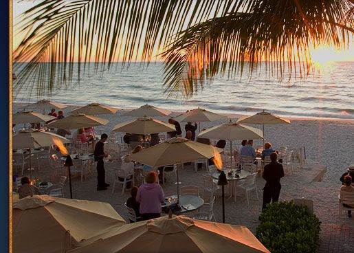 Beach Side Restaurants Naples Fl