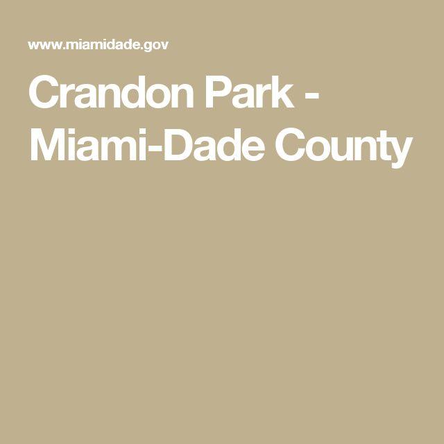 Crandon Park - Miami-Dade County