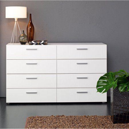 Austin 8 Drawer Double Dresser