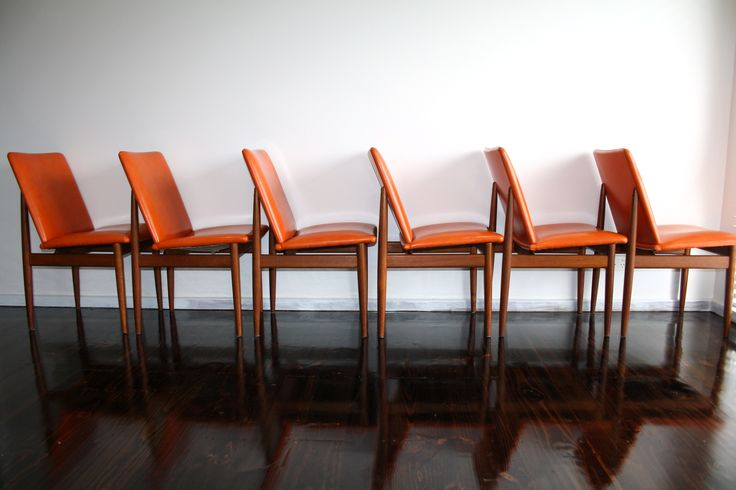 Parker Furniture Australia Mid Century Dining Chairs Retro Vintage | 360 Modern Furniture