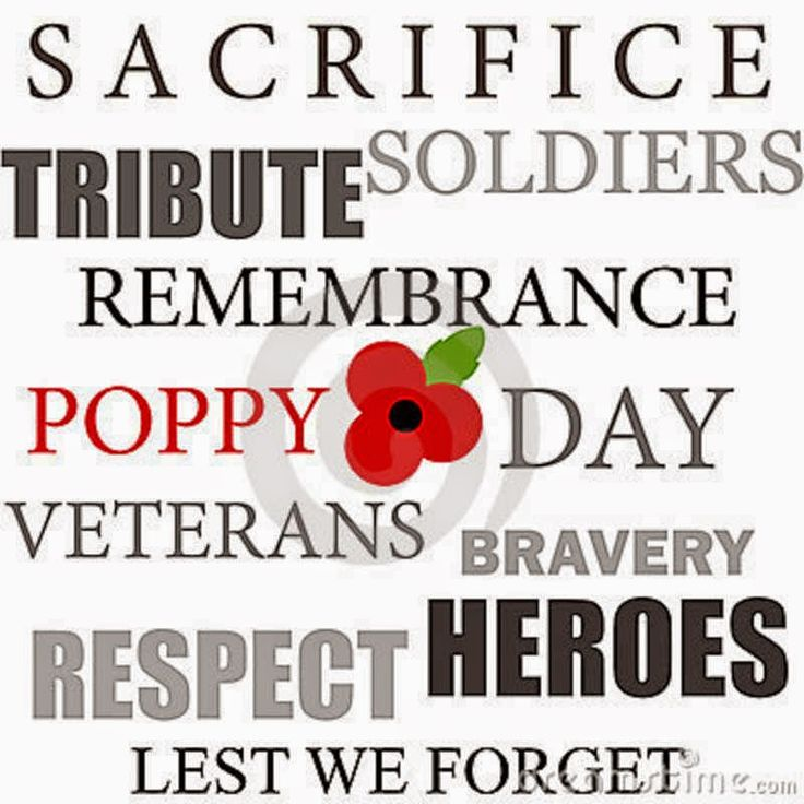 remembrance day quotes - Google Search
