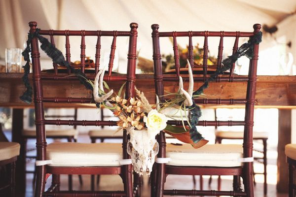 Town and Country Wedding Ideas Deer hunting Wedding and Deer
