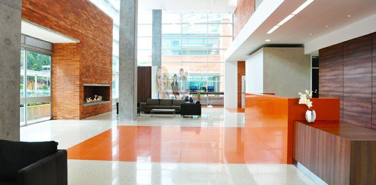 Hospital Universitario San Vicente de Paul (HUSVP)   Perkins+Will - color continuation