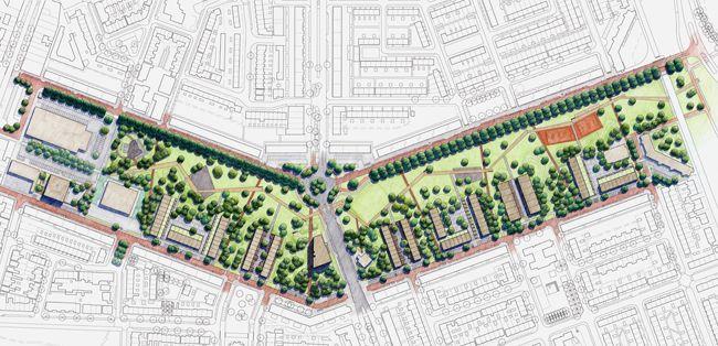 Stijlgroep Landscape and Urban Design | Stadspark IJmuiden
