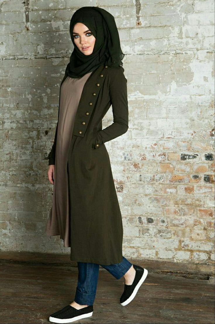 20 Beaux Looks De Hijab Inspirants Pour Printemps 2016 – Choisissez le Votre!