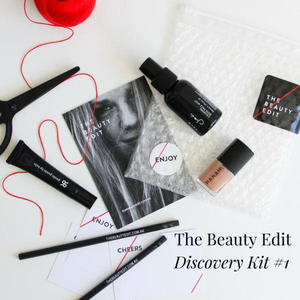 We are proud to announce the launch of our very first: ✖️The Beauty Edit Discovery Kit # 1✖️ Featuring three of our favourite and best-selling products which have earned the TBE Seal of Approval ✔️ Housed in a handy clear bubble bag which is great for travelling or your hand bag.  Valued at well over $80 this kit is available to purchase at a special price of $49.95 including FREE speedy delivery to anywhere in Australia!