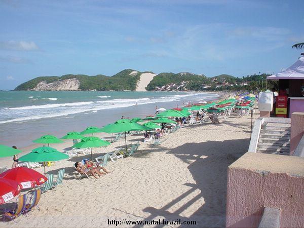 Summer in Ponta Negra - Brazil Pesquisa Google