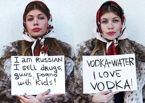 #russian #vodka
