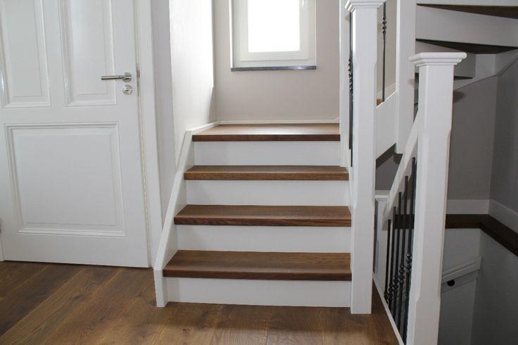 20 beste idee n over kelder trap op pinterest kelder afwerking open kelder en kelde - Ideeen deco trappen ...