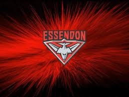 I go for Essendon Football club. I have followed them since i was born and always will
