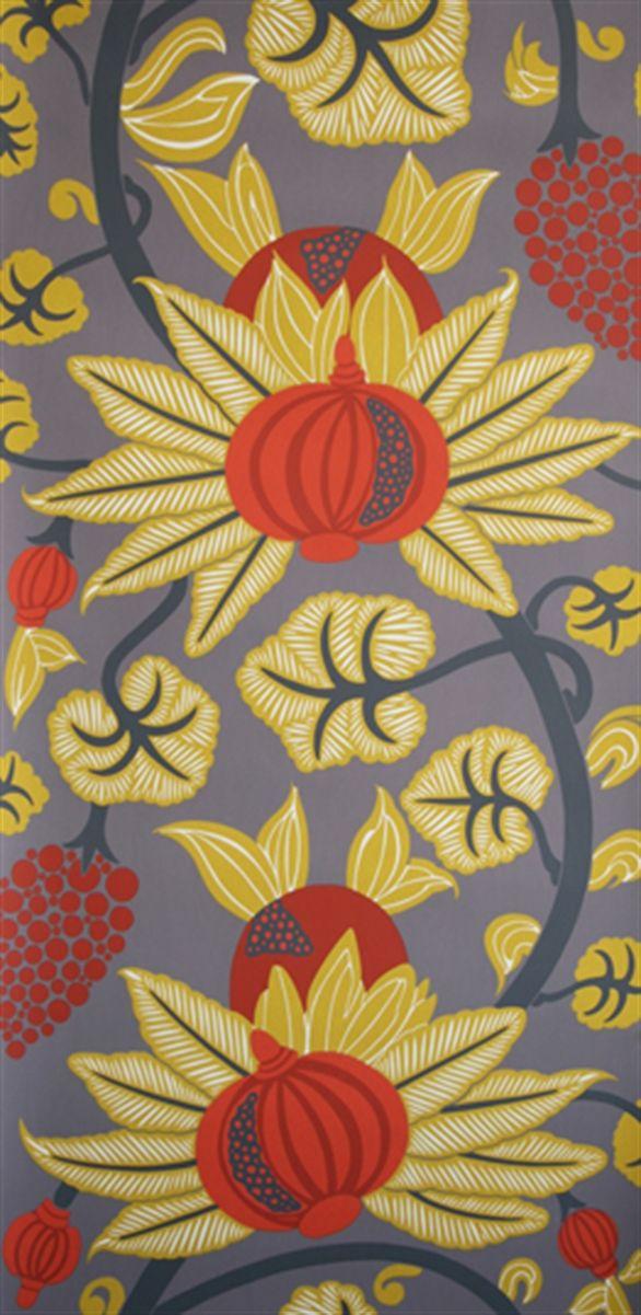 Osborne & Little: W6022-05. Wallpaper.