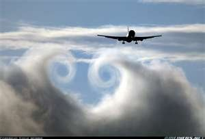 clouds: Clouds, Flying, Wingtip Vortic, Sky, Airplane, Travel, Photo, Planes, Wings Vortex