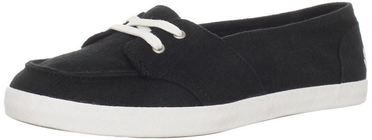 Reef Women's Girls Deckhand Slip-On *** Don't get left behind, see this great  product : Oxford sneaker shoes