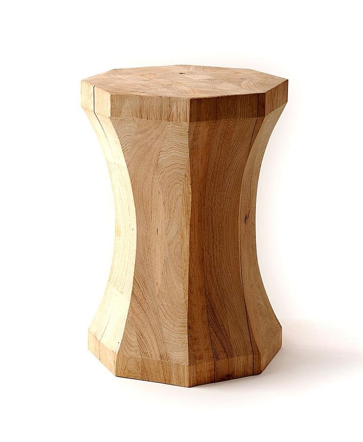 Boca Do Lobo Thompson Modern Stool Or Side Table