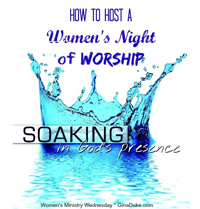 women's ministry, women's ministry event