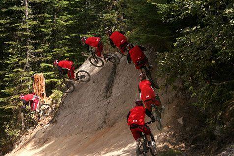 Ποδήλατο βουνού- hotel skamnos