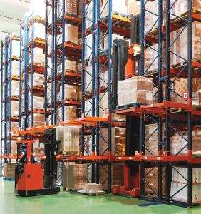 Pallet racking systems are made to improve the space for storage that you have inside your warehouse.  Below are the kinds of pallet racking system that you can choose from: Double Deep Racking - T...