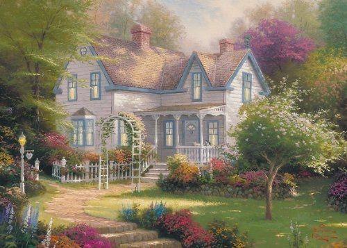 Gibsons Home is Where the Heart is II Jigsaw Puzzle by Th…