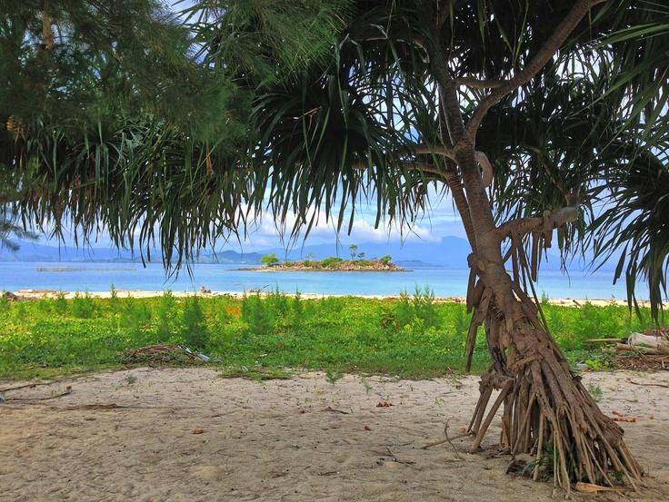 Saronde Island, Gorontalo, Indonesia