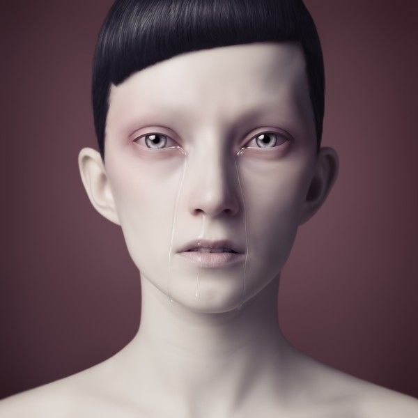 Ira's Tears by Oleg Dou