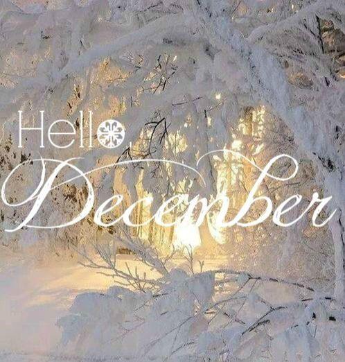 Joulukuu...❤