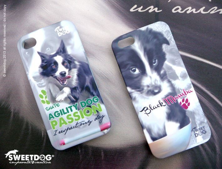 Dogs: Shape & Black Mamba | personalized covers