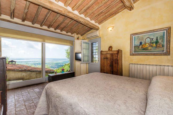 A Tuscan panorama - Versilia. Classic style.