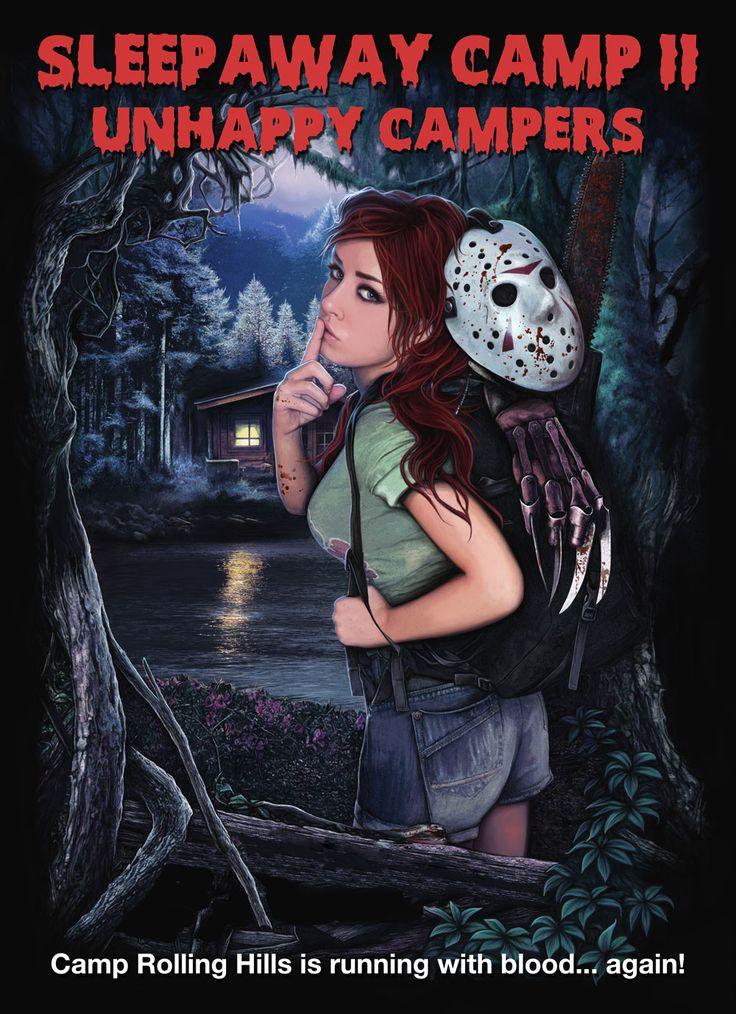 Sleepaway Camp II poster