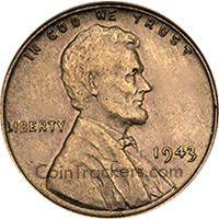 WORTH $70,000 1943 Copper Wheat Penny