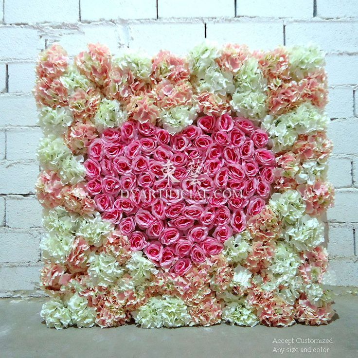 20 best Artificial Wedding Flower Wall images on Pinterest ...