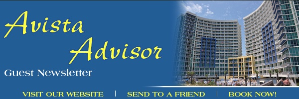 Take a look at our Newsletter for exclusive information on things to do in Myrtle Beach. http://www.avistaresort.com/activities/default-en.html